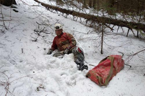 Slovenský způsob scházení kopců