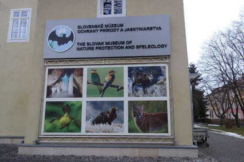 Muzeum přírody v L.Mikuláši