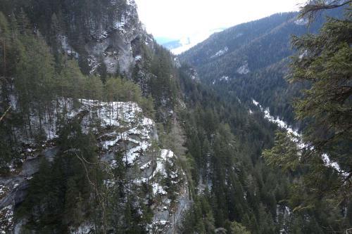 Cestou k Demänovské Ledové jeskyni