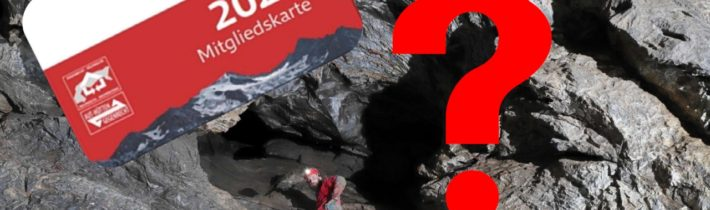 Pojištění Alpenverein přestalo v roce 2020 platit pro speleologii