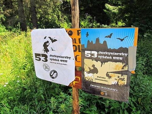 53. jaskyniarsky týždeň SSS